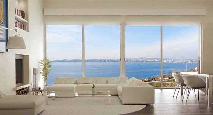sea view properties in istanbul